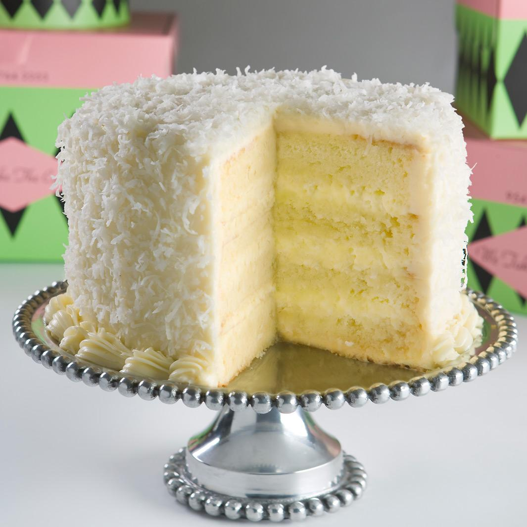 Coconut And Espresso Cream Layer Cake Recipes — Dishmaps