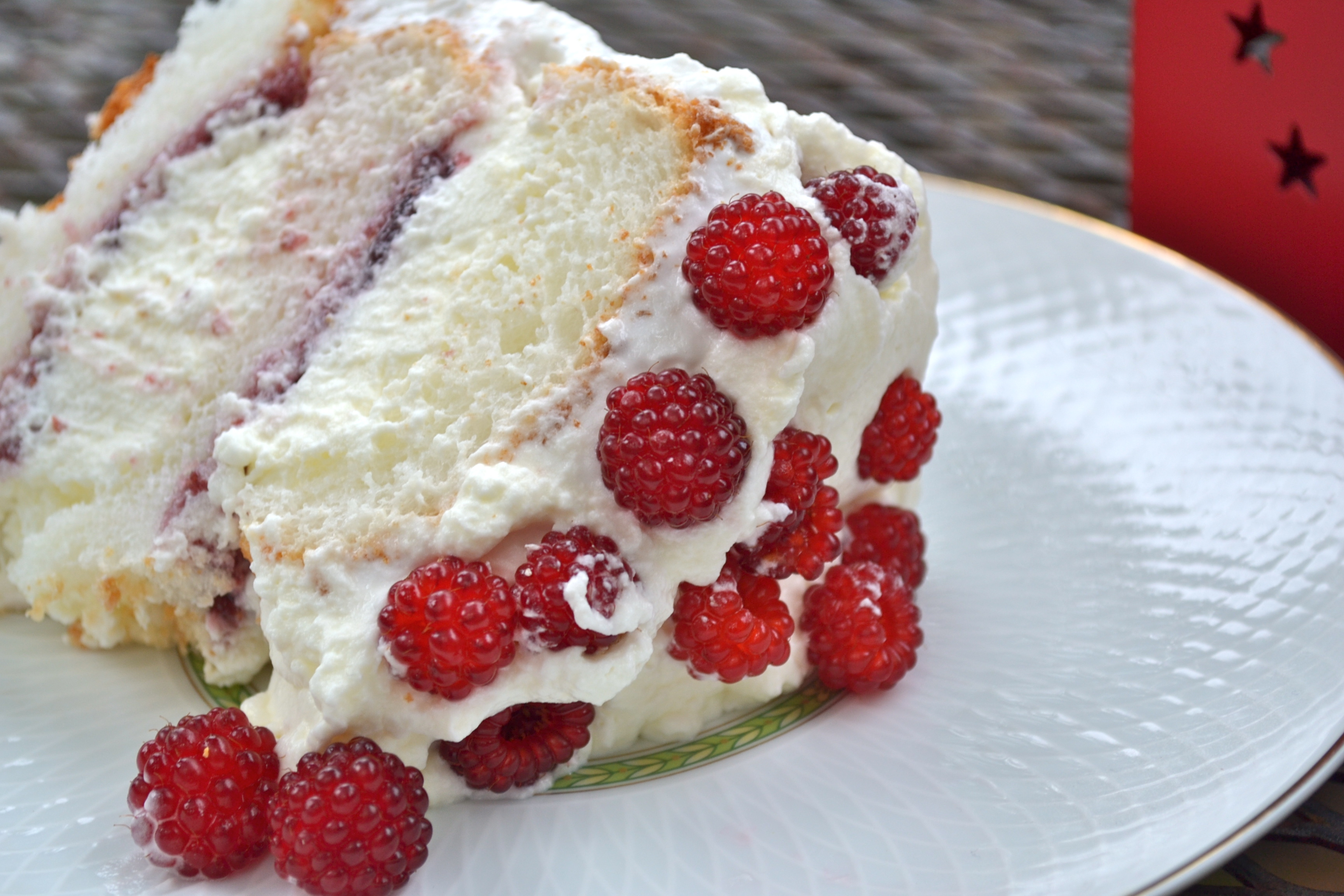 Raspberry Cake Recipe From Scratch