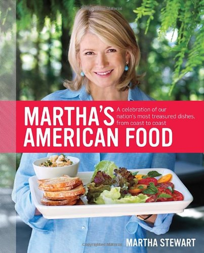 Martha Stewart Cookbook